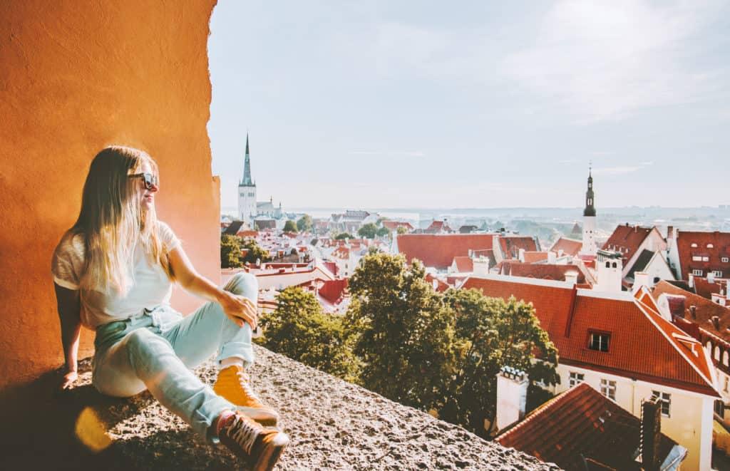 Explore Tallinn on foot 3
