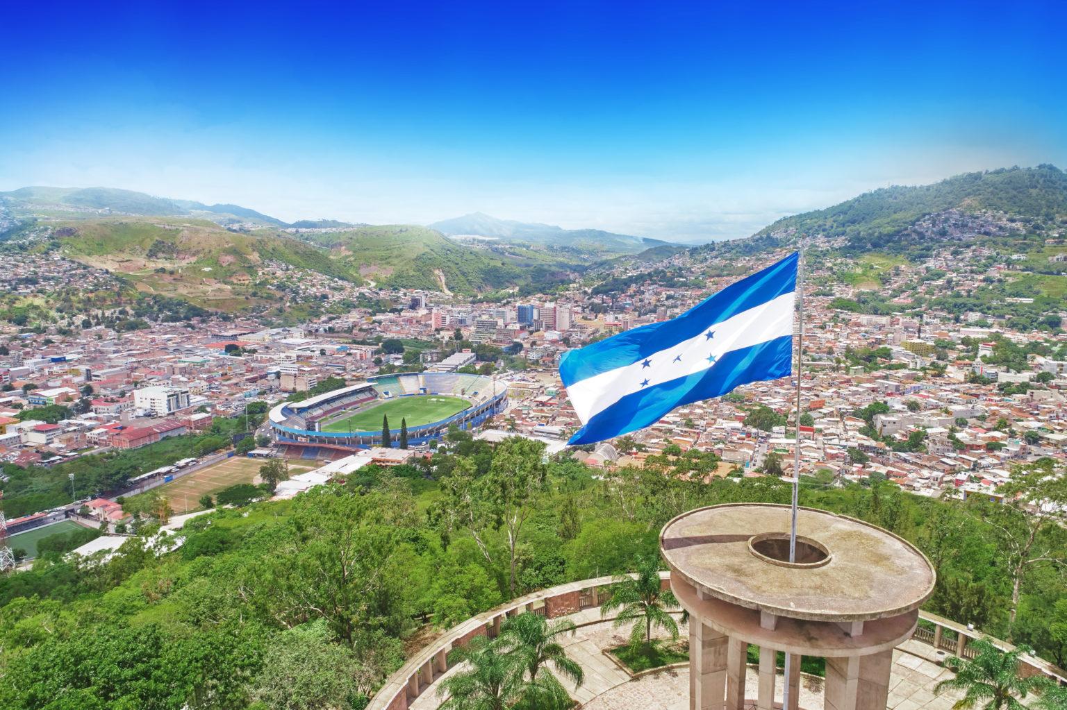 Walking tour in Tegucigalpa