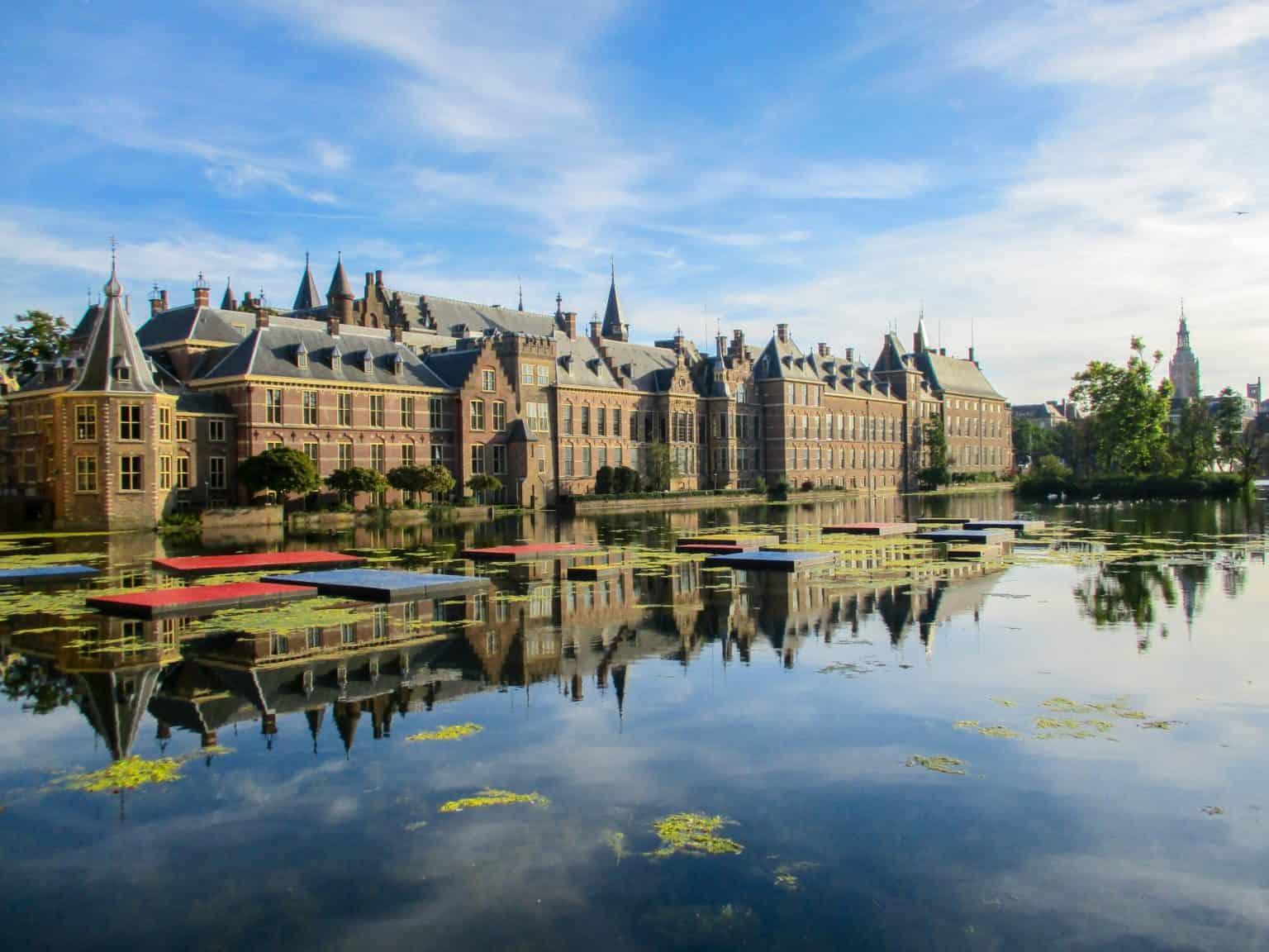 The Hague walking tour