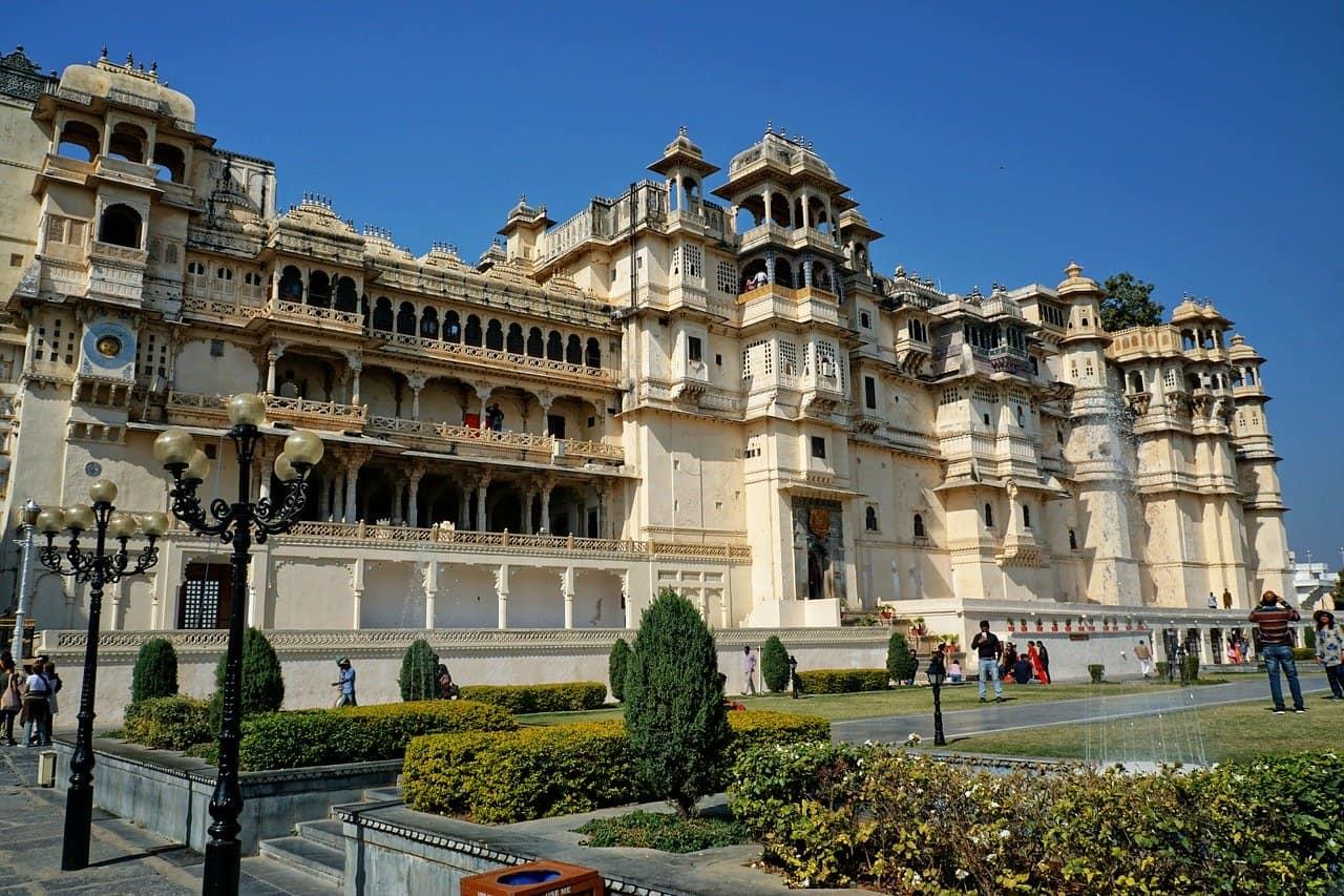 Walking tour in Udaipur