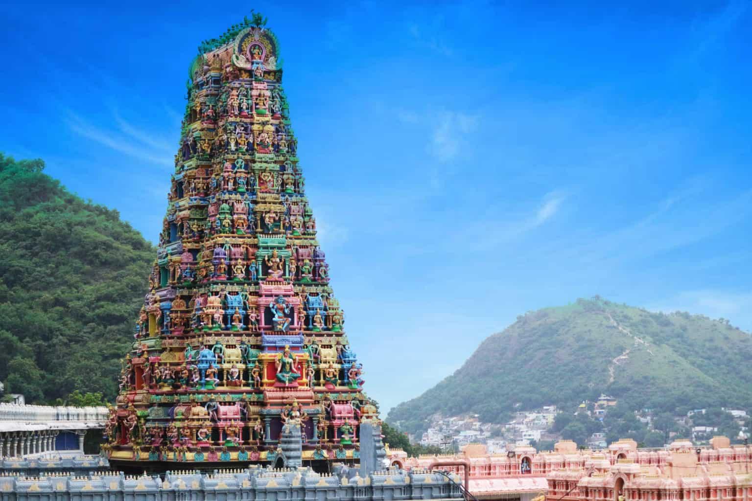 Walking tour in Vijayawada