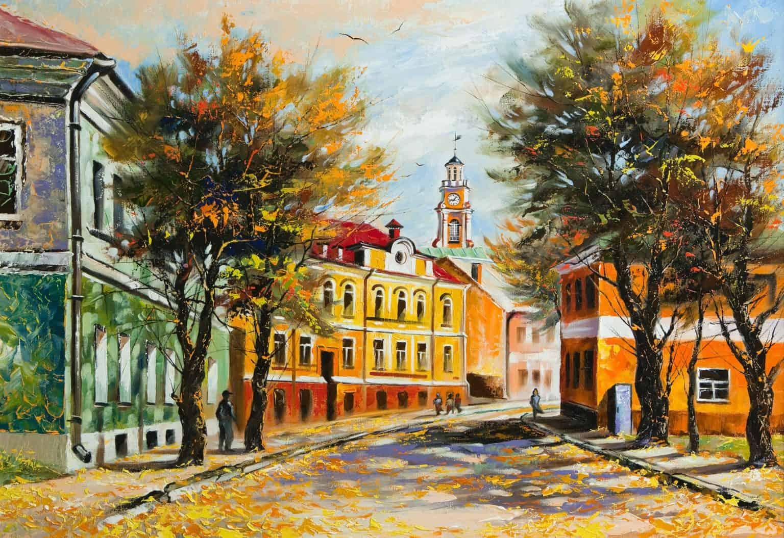 Vitebsk walking tour (1)