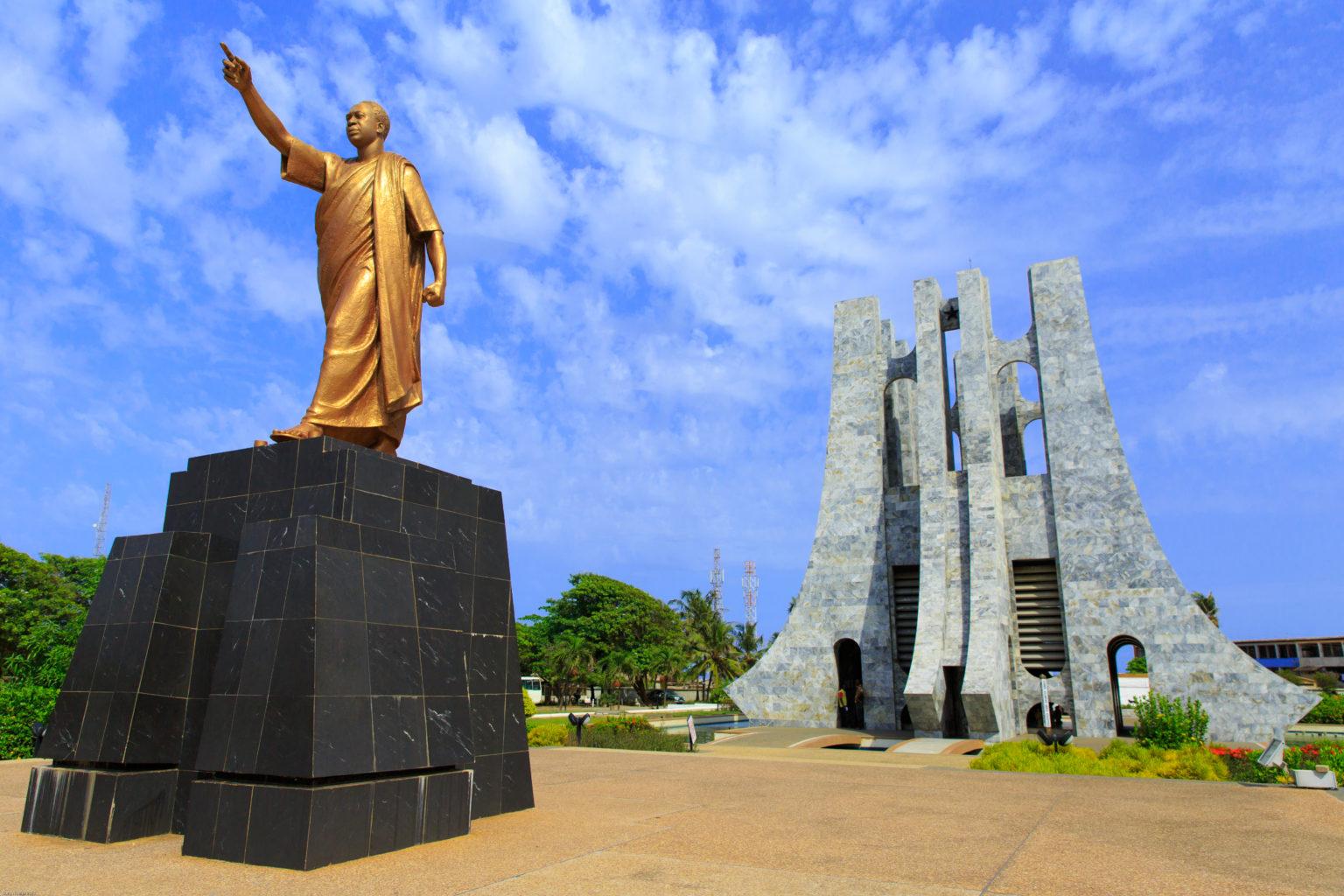 Walking Tour in Accra