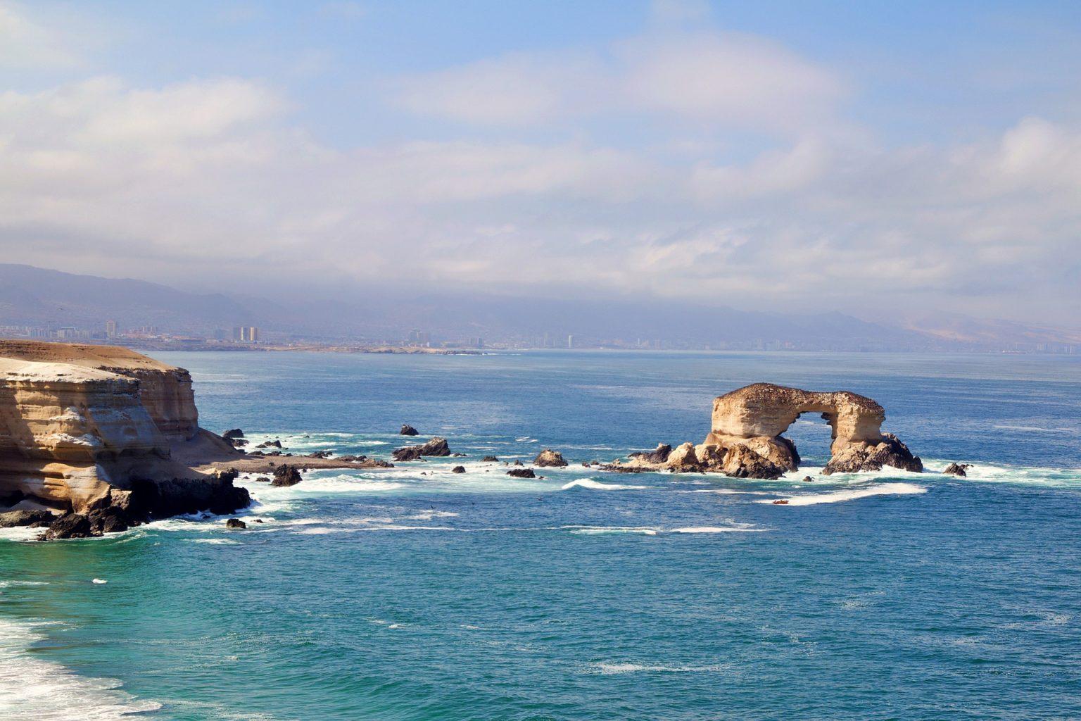Walking tour in Antofagasta