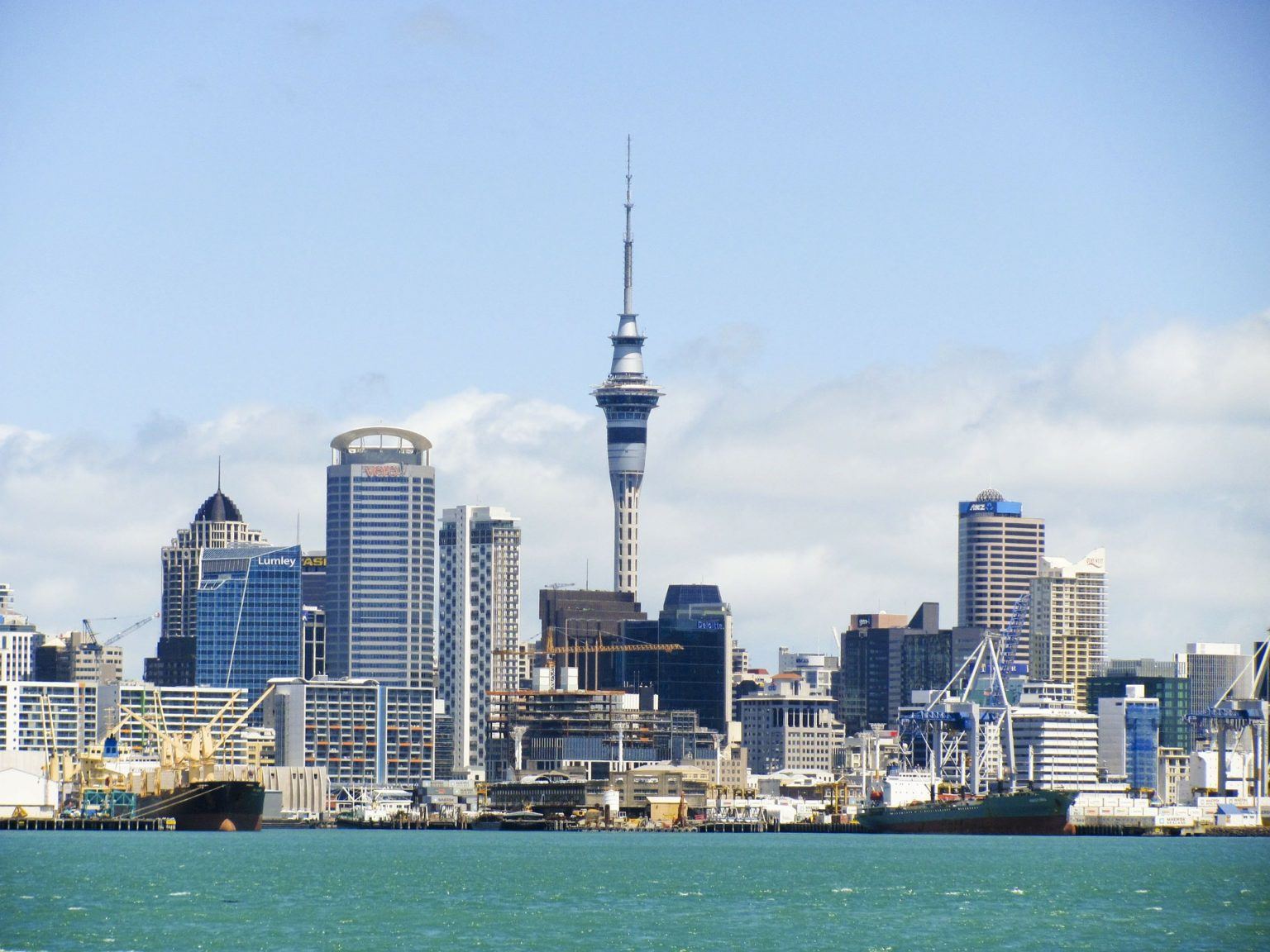 Walking tour in Auckland