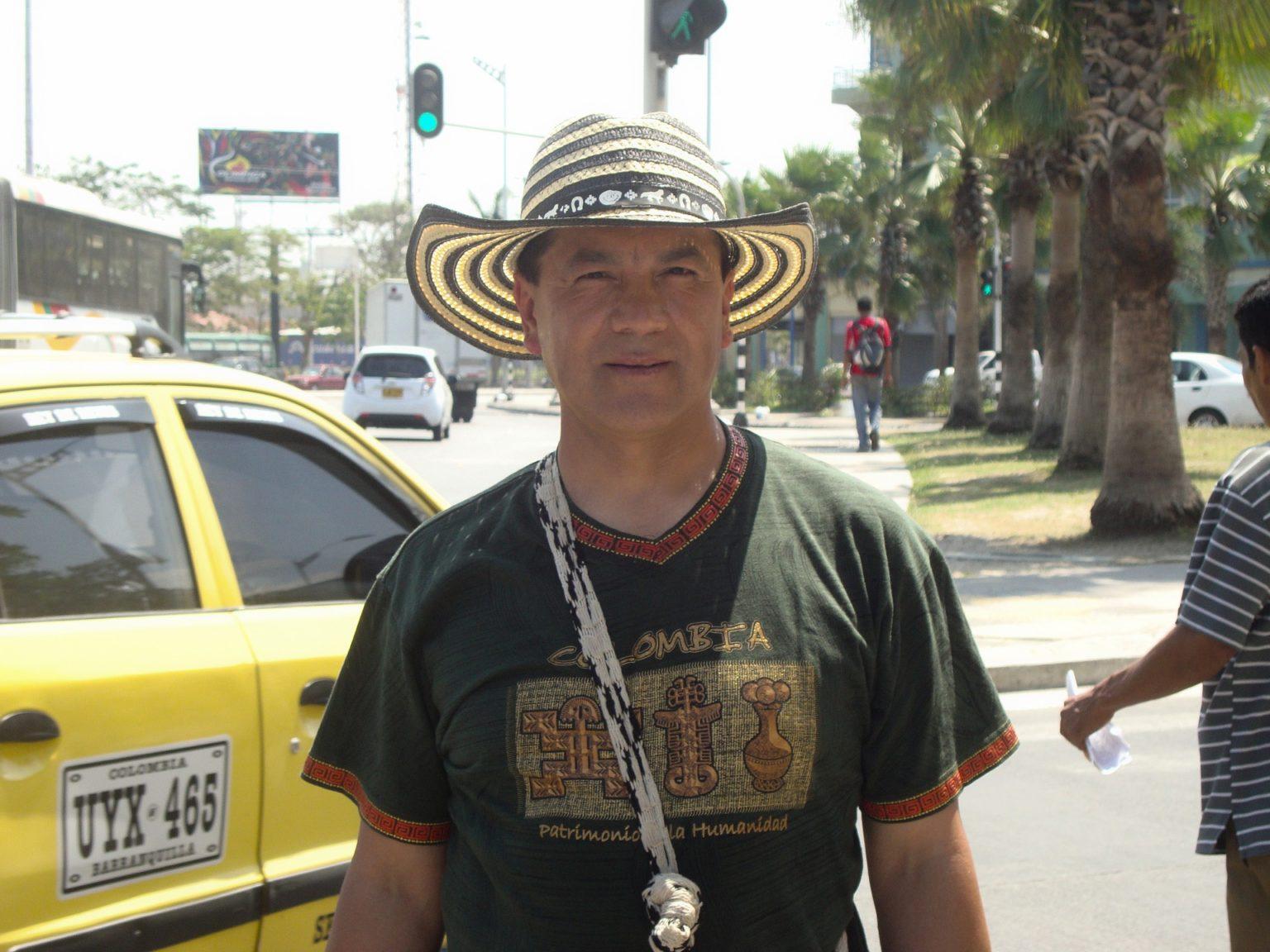 Walking tour in Barranquilla
