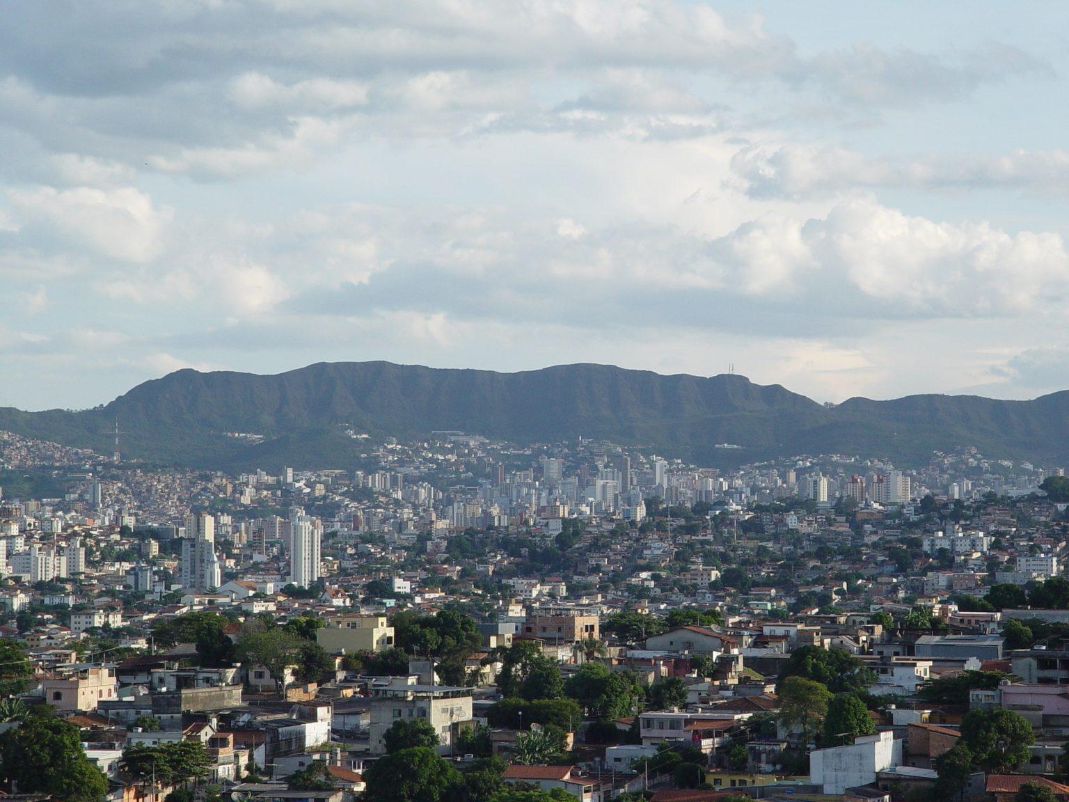 Walking tour in Belo Horizonte