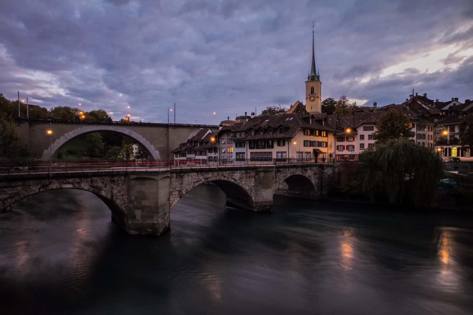 Walking Tour in Bern