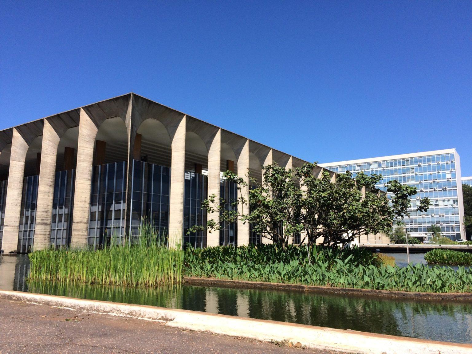 Walking tour in Brasília