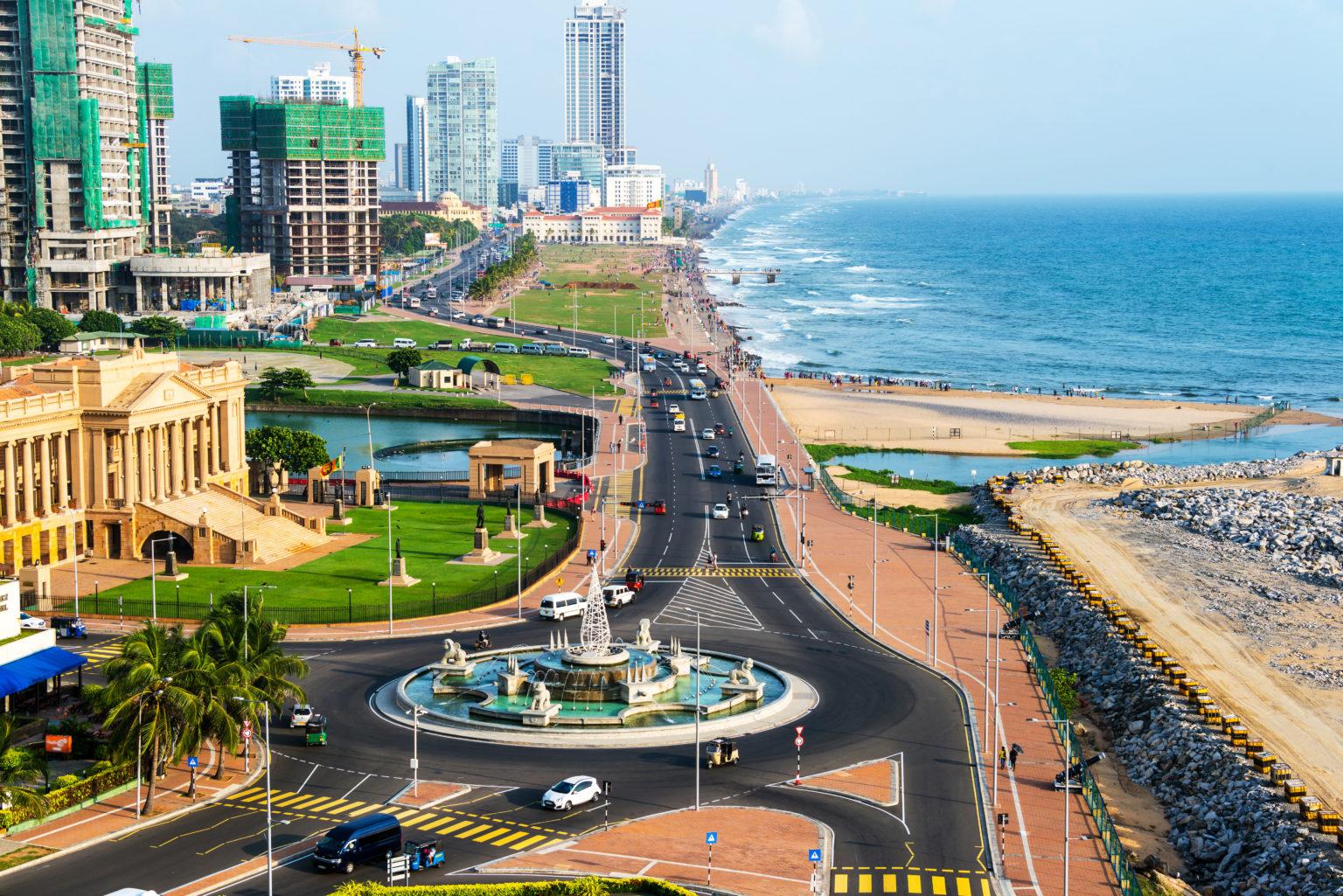 Walking tour in Colombo