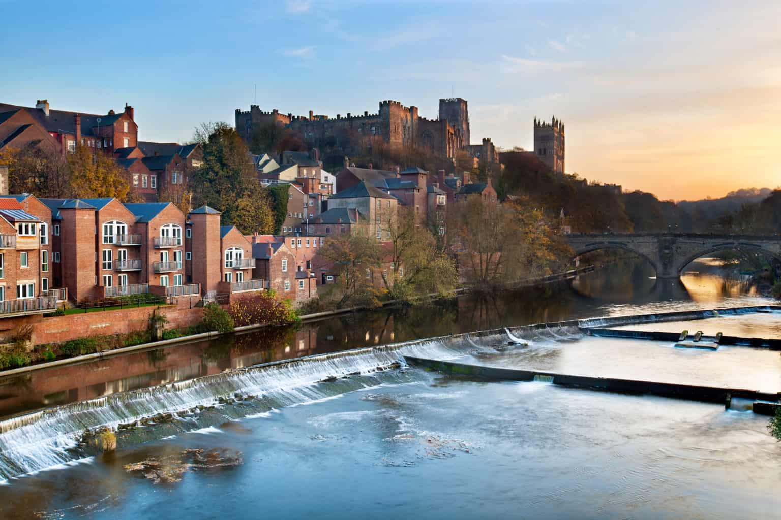 Walking Tour in Durham