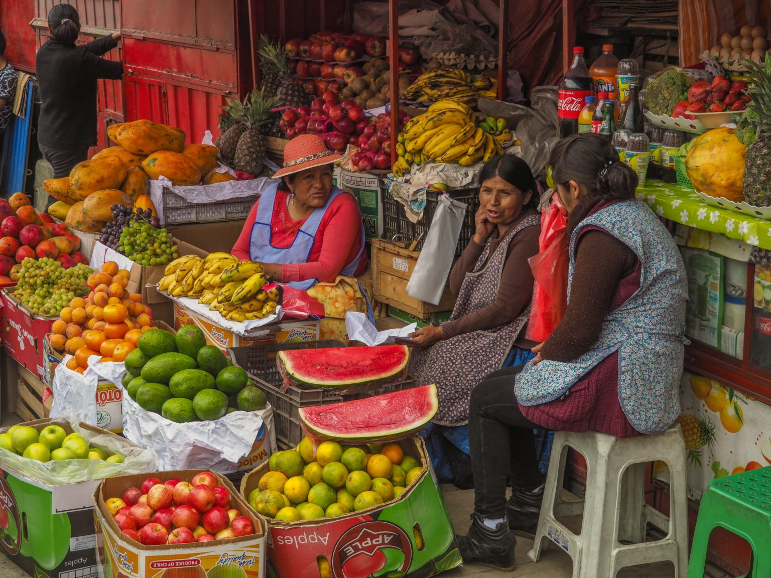 Walking tour in El Alto