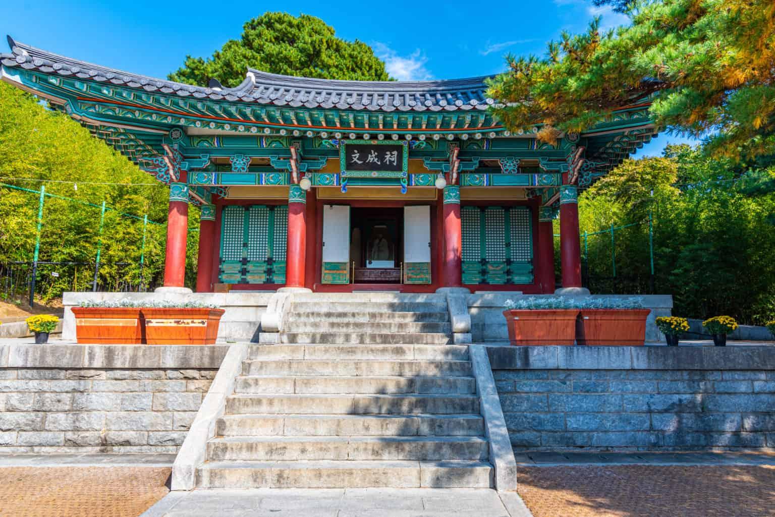 Walking Tour in Gangneung