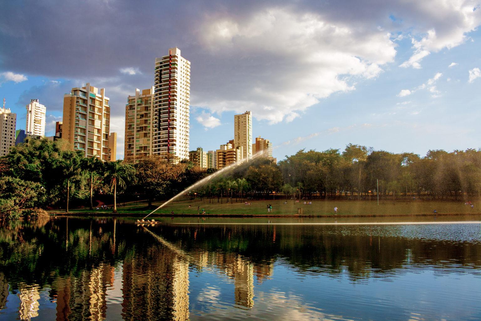 Walking tour in Goiânia
