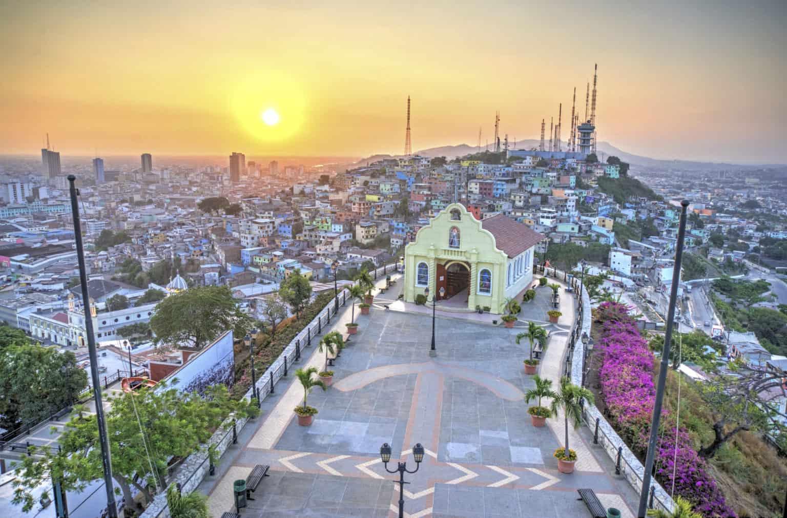 Walking tour in Guayaquil