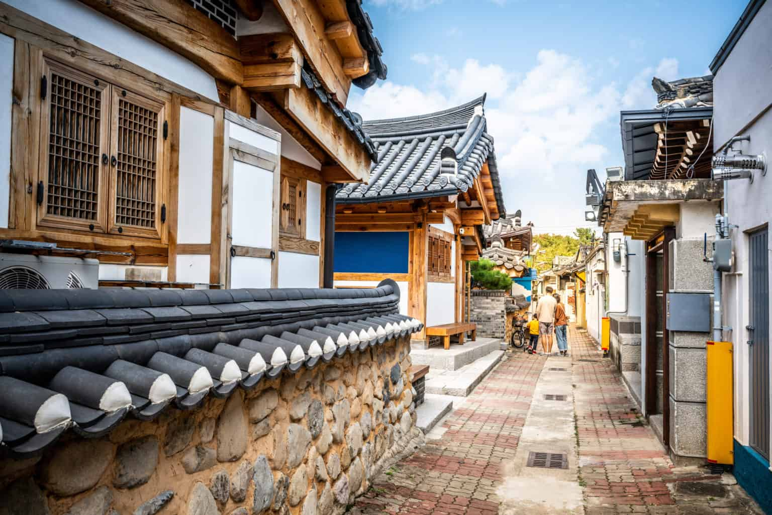 Walking Tour in Gyeongju
