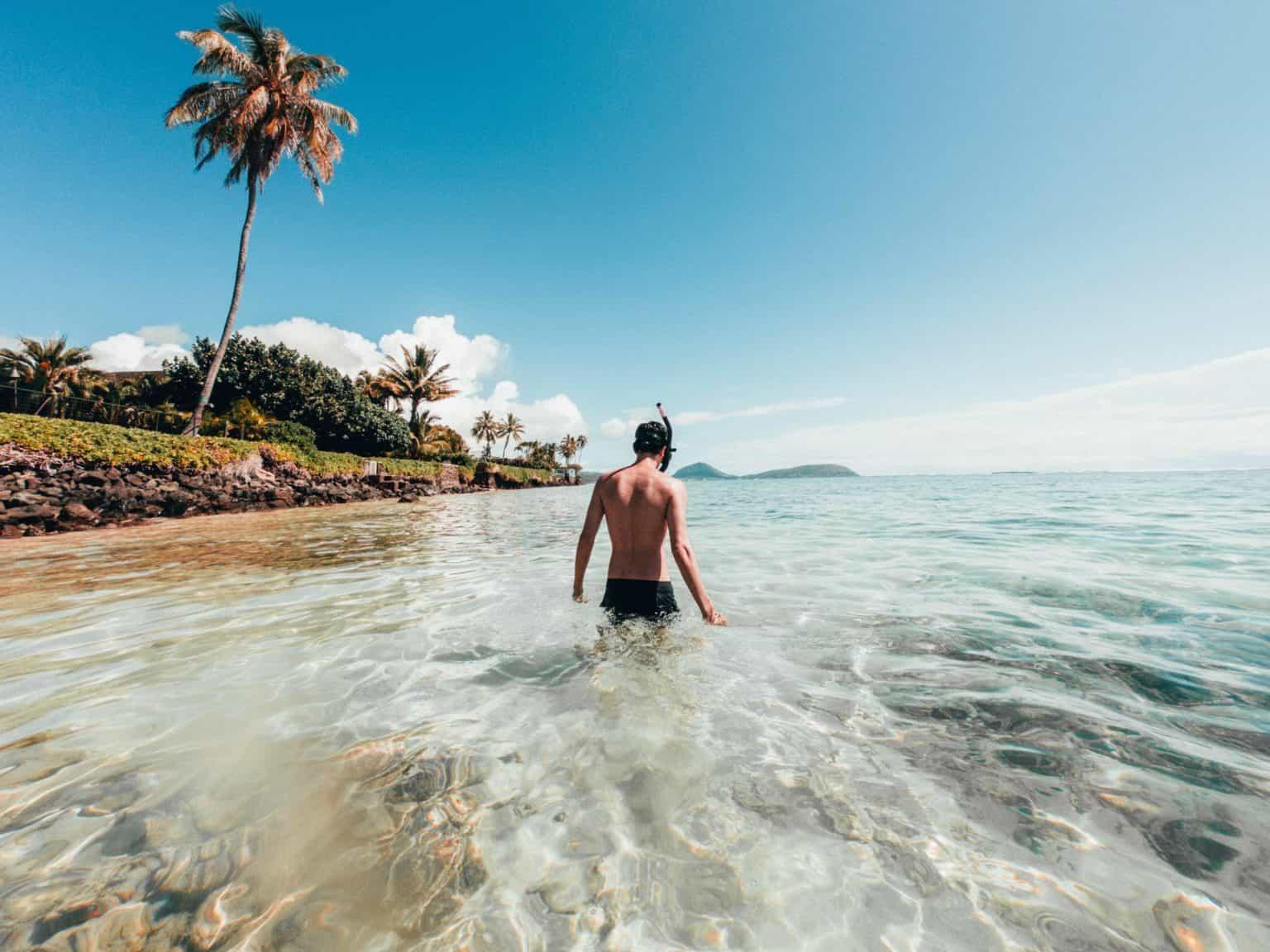 Walking tour in Honolulu