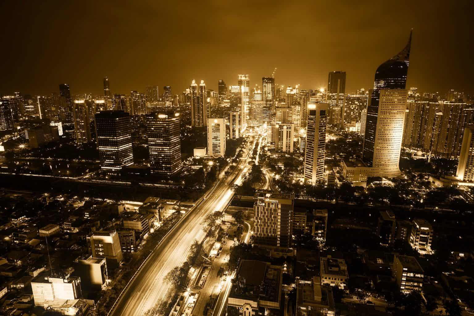 Walking tour in Jakarta