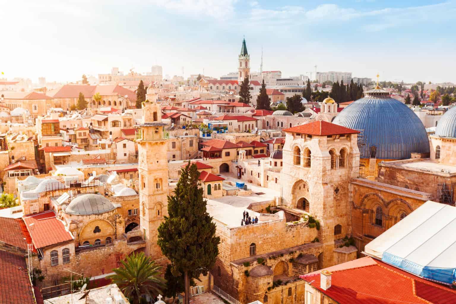 Walking Tour in Jerusalem 2
