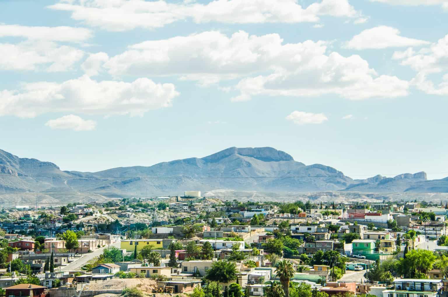 Walking tour in Juarez