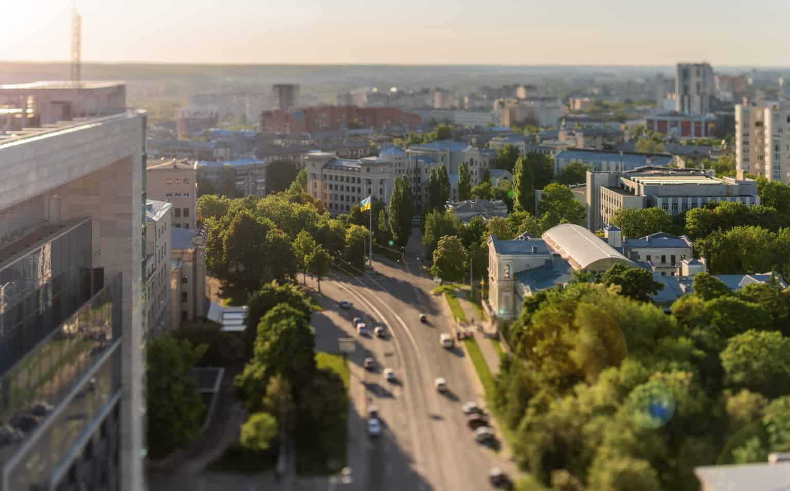 Walking Tour in Kharkiv
