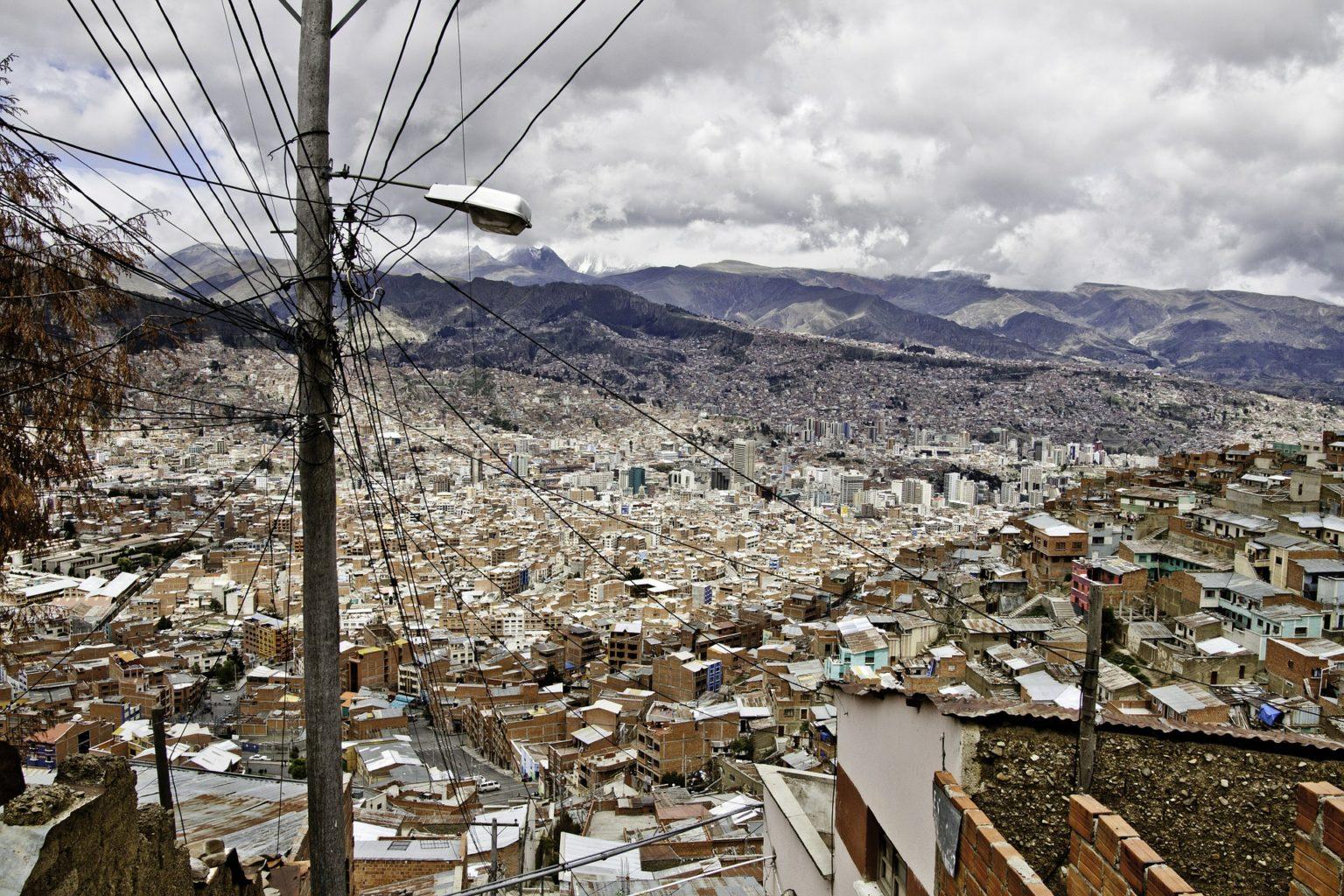 Walking tour in La Paz
