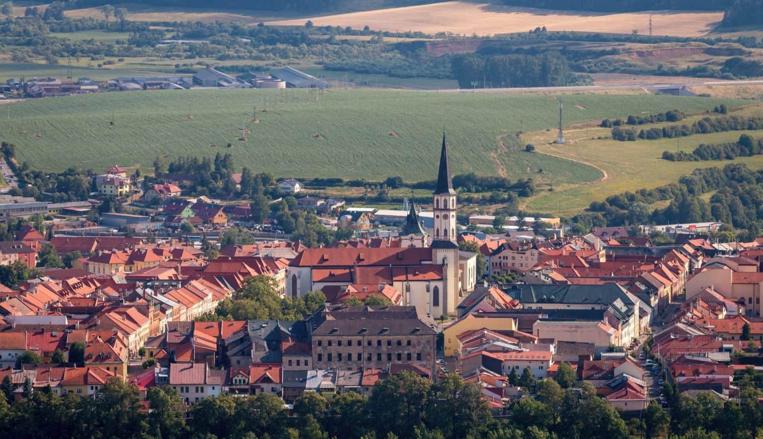 Walking tour in Levoča