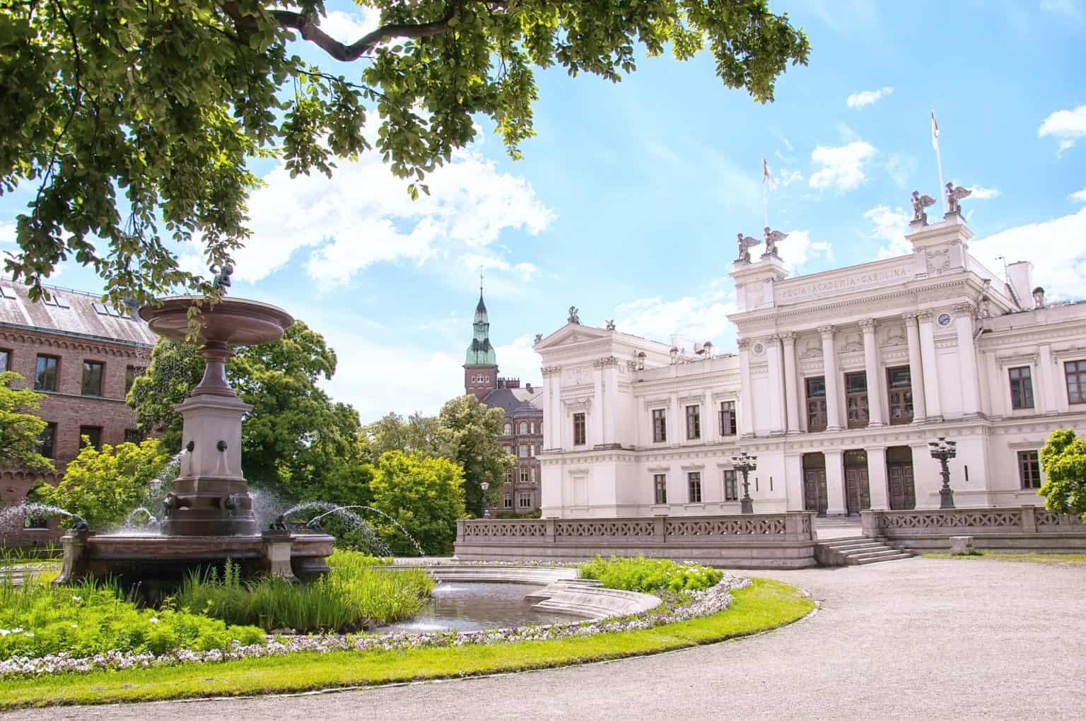 Walking Tour in Lund