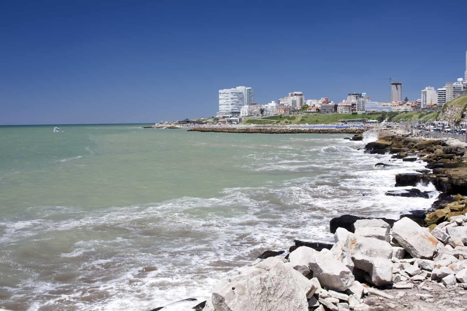 Walking tour in Mar del Plata