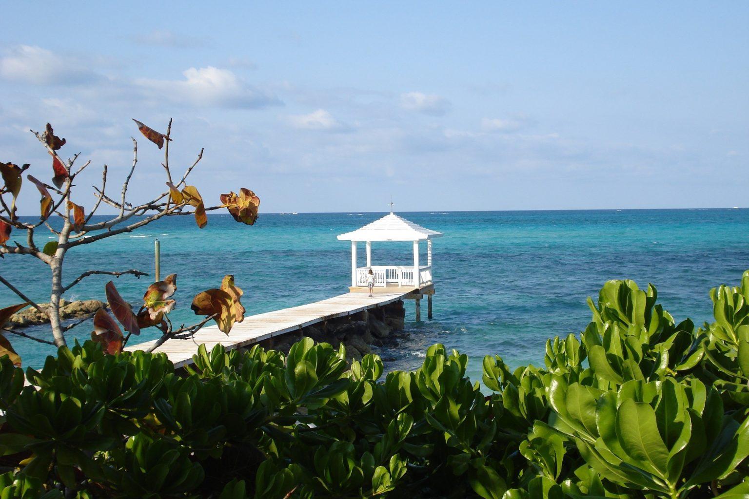 Walking tour in Nassau
