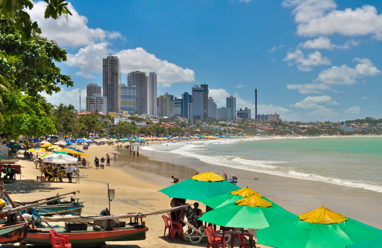 Walking tour in Natal