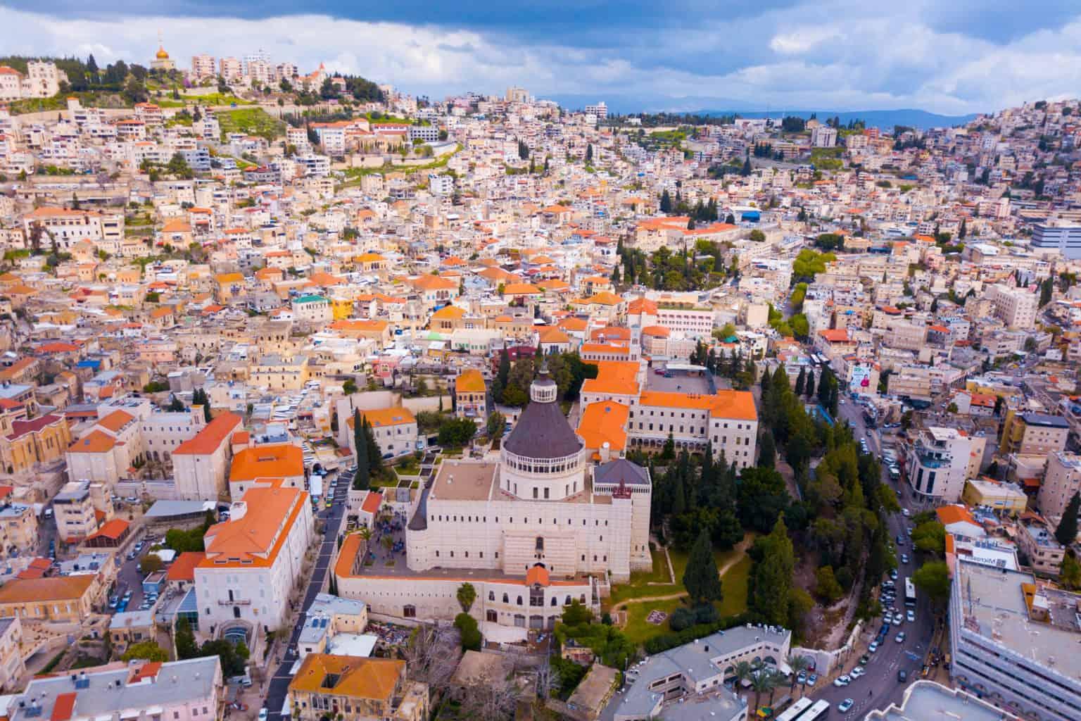Walking Tour in Nazareth