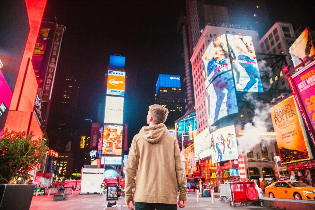 walking tour in new york city