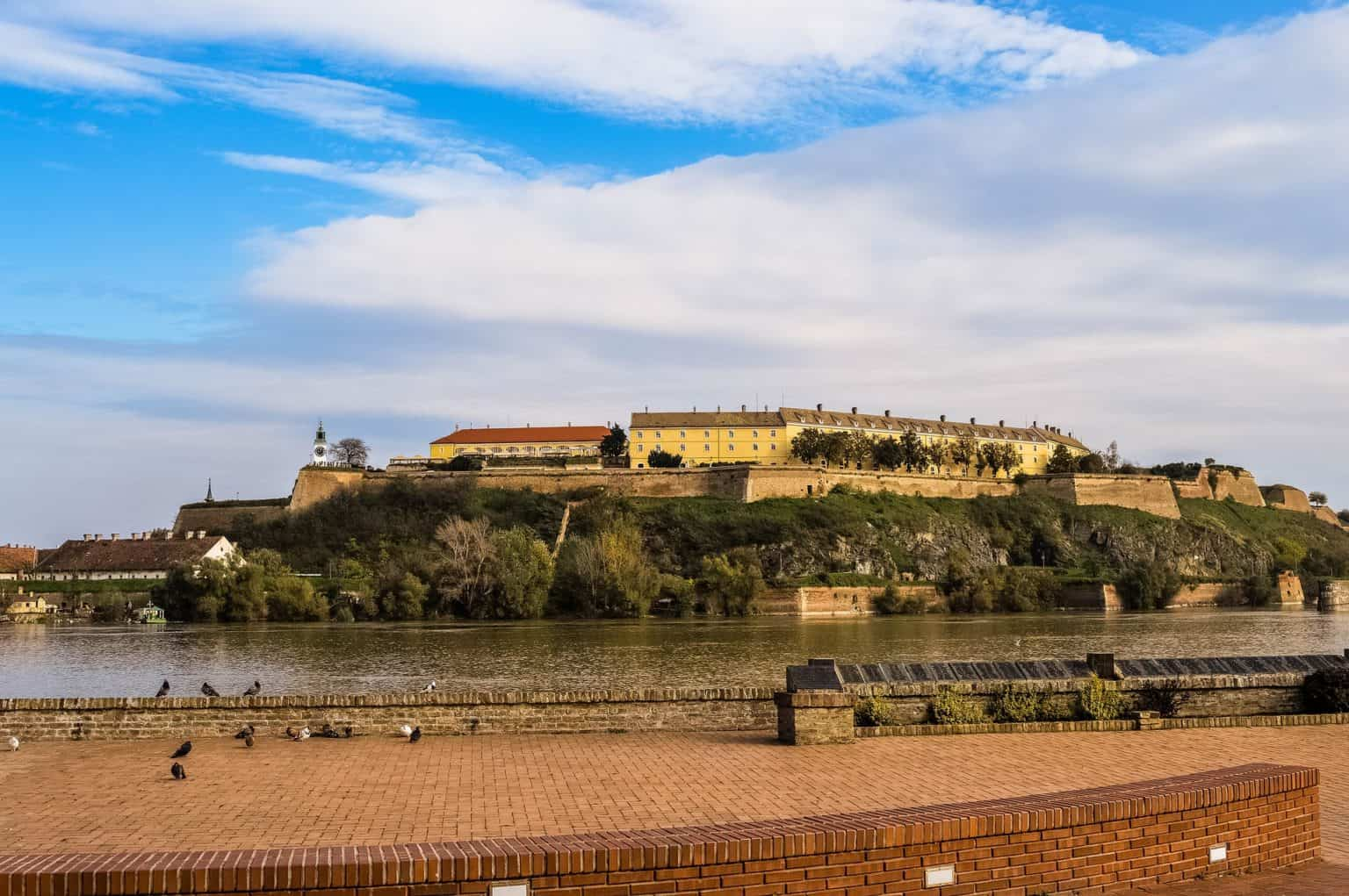Walking tour in Novi-Sad