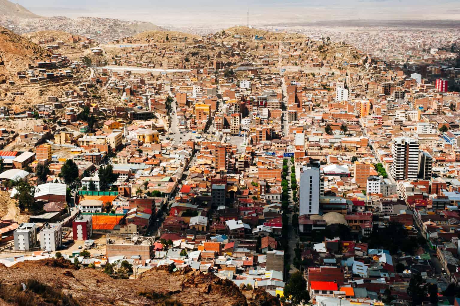 Walking tour in Oruro