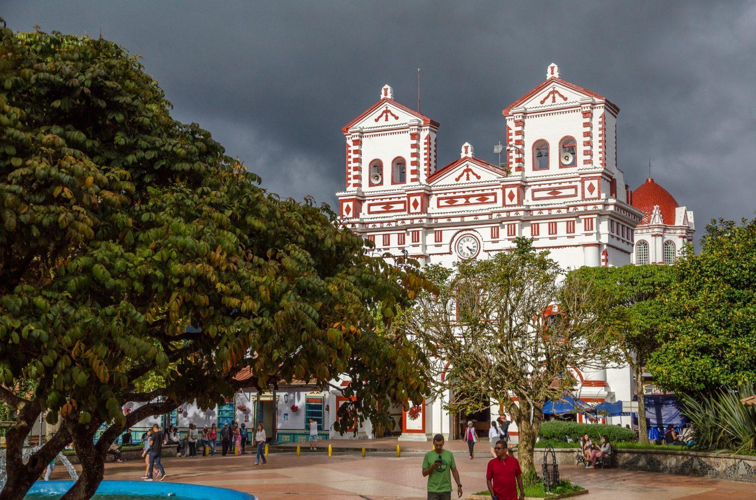 Walking tour in Pereira