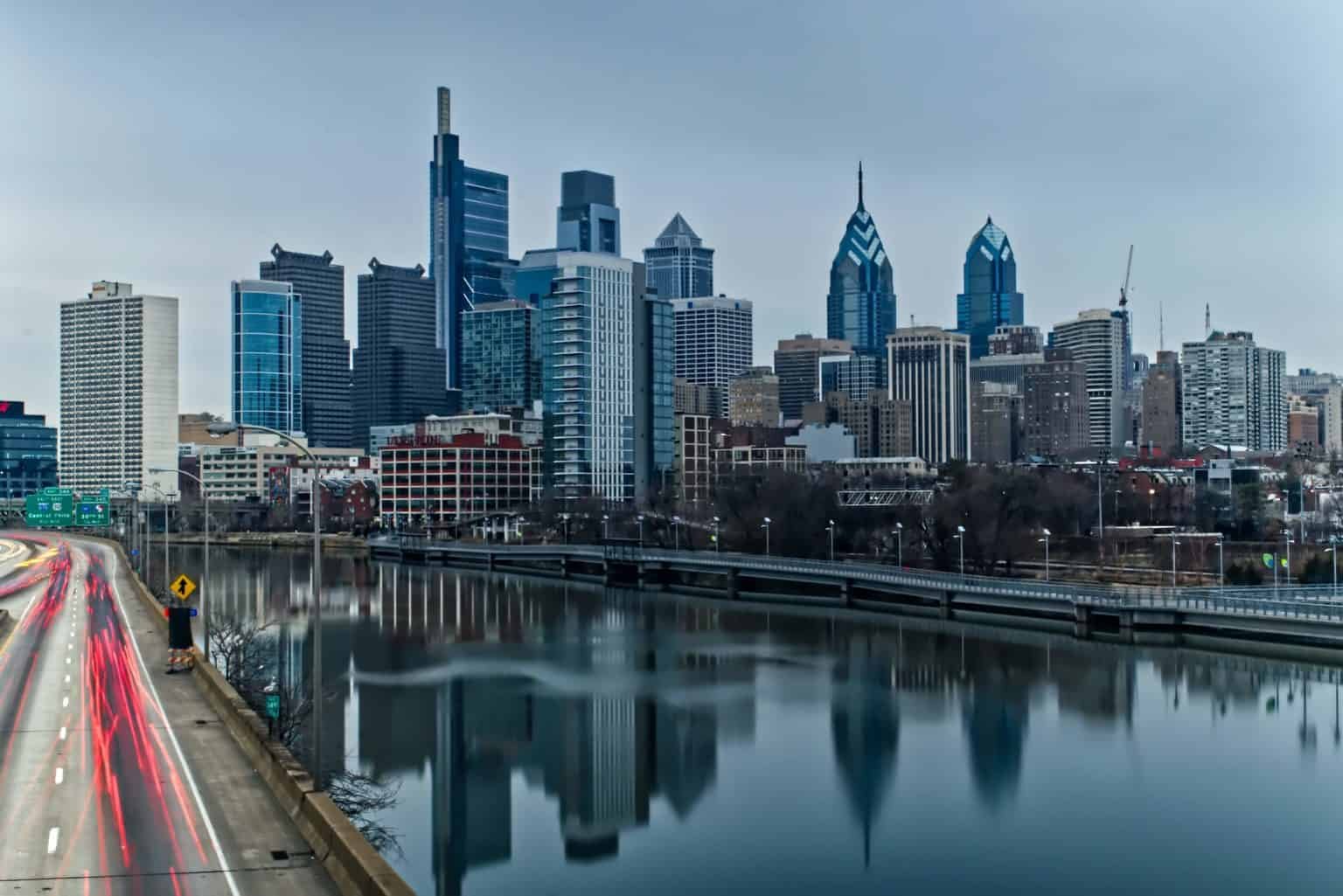 Walking tour in Philadelphia