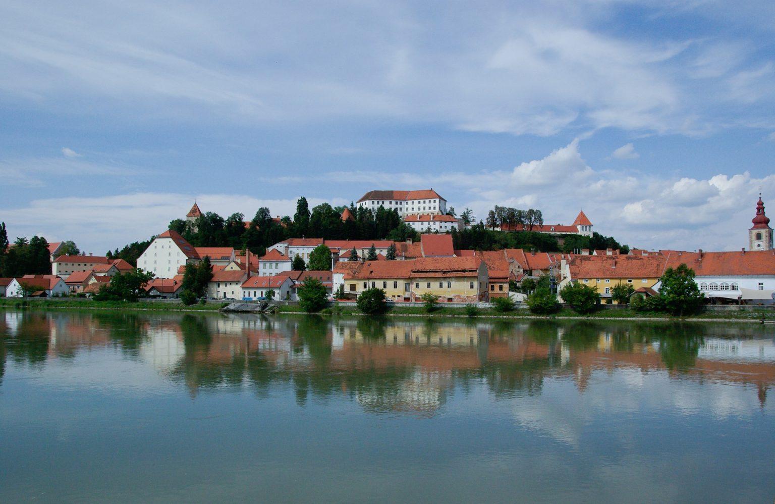 Walking tour in Ptuj