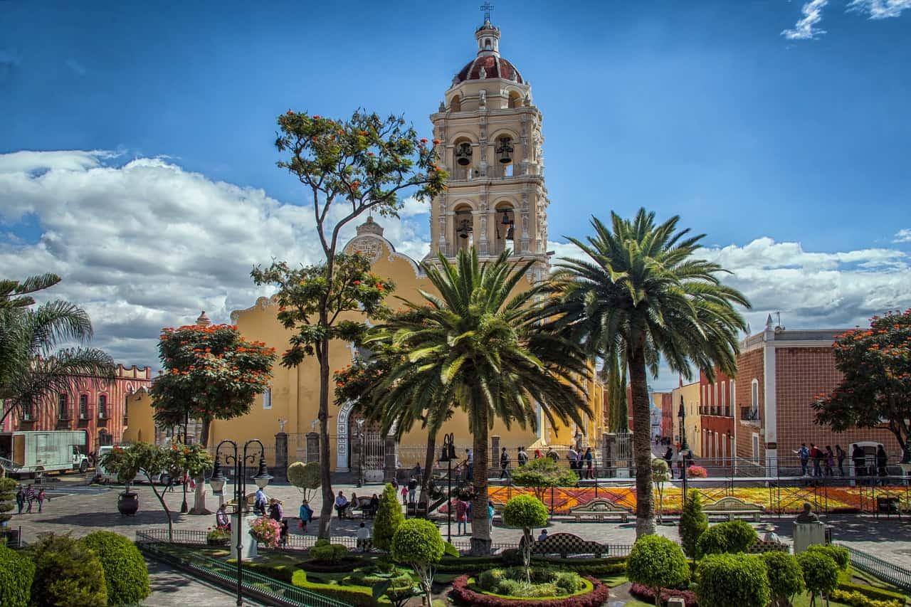 Walking tour in Puebla