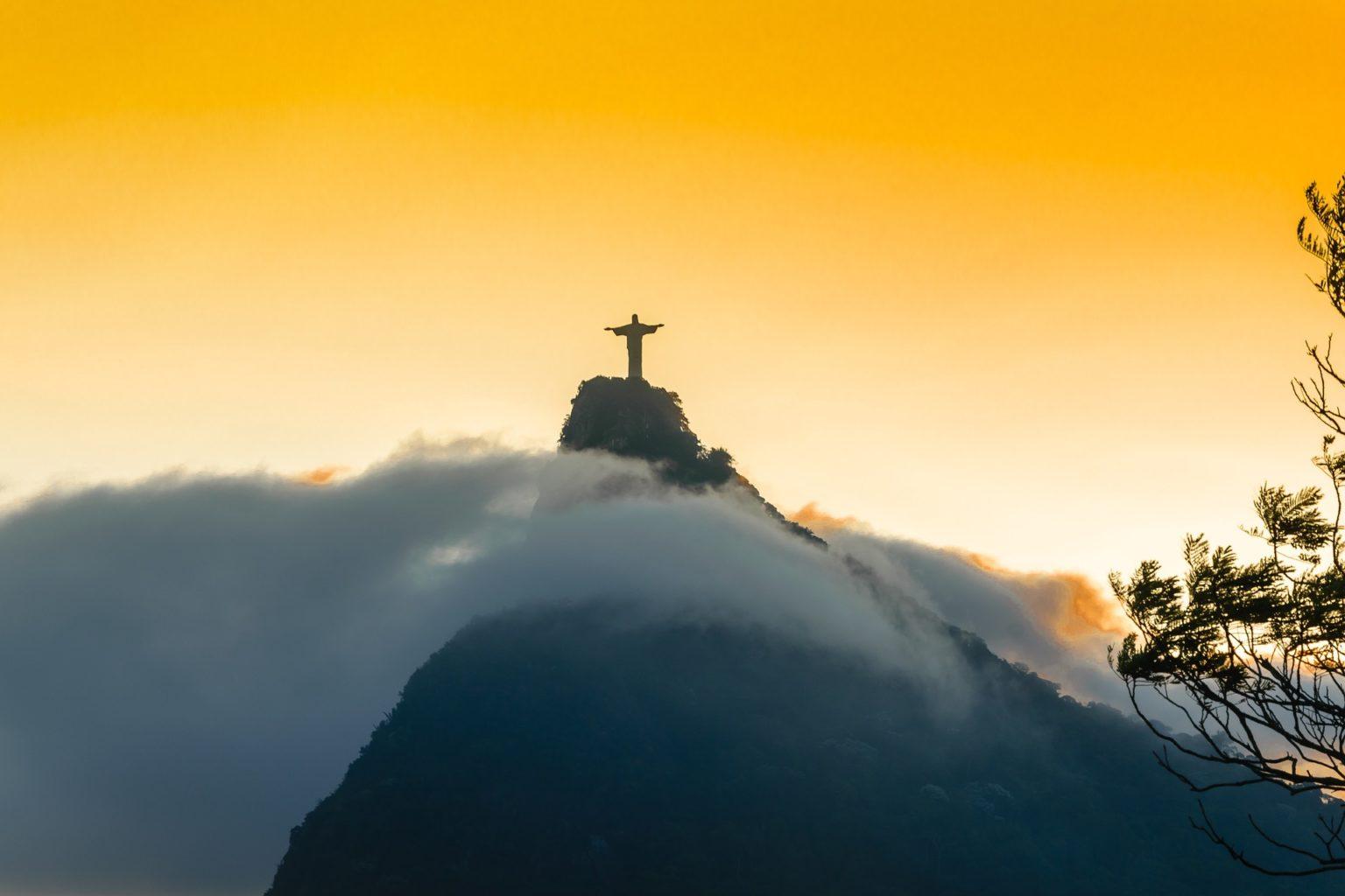 Walking tour in Rio de Janeiro
