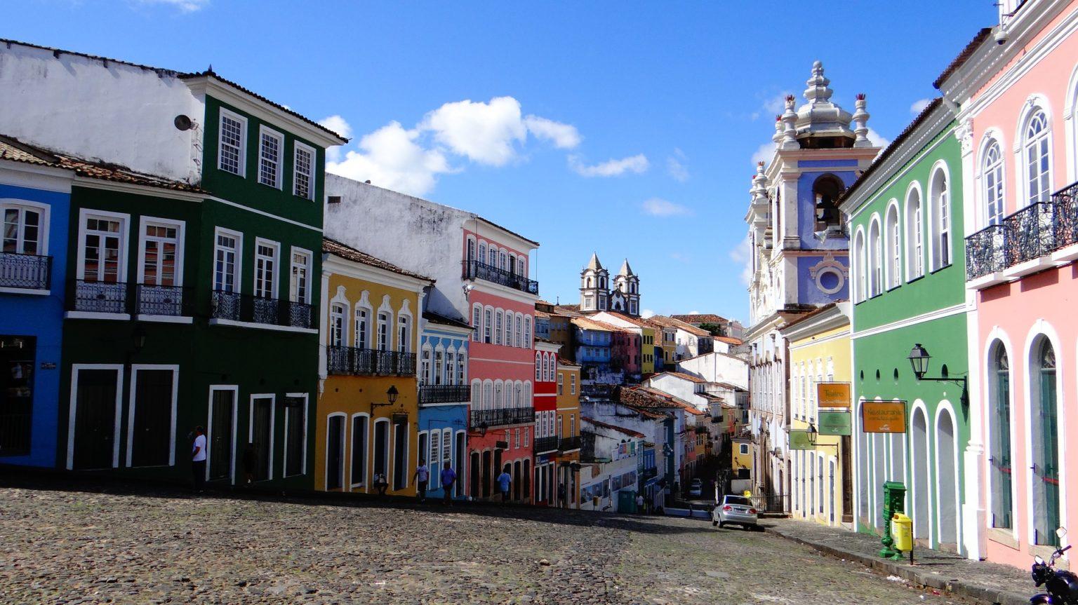 Walking tour in Salvador