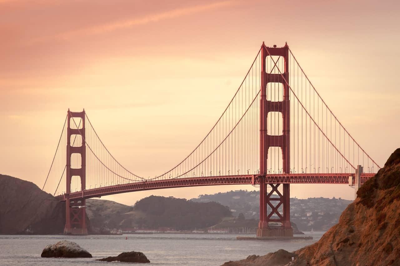 Walking tour in San Francisco