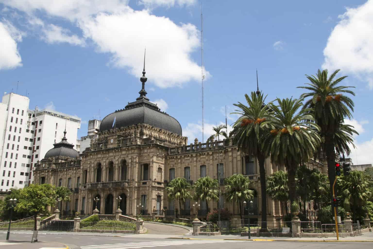 Walking tour in San Miguel de Tucumán