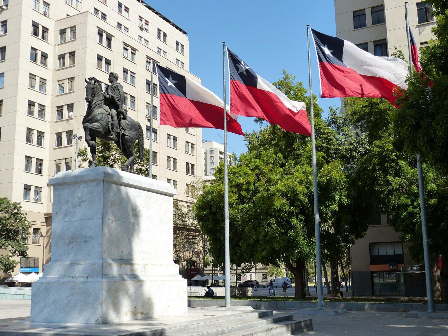 Walking tour in Santiago