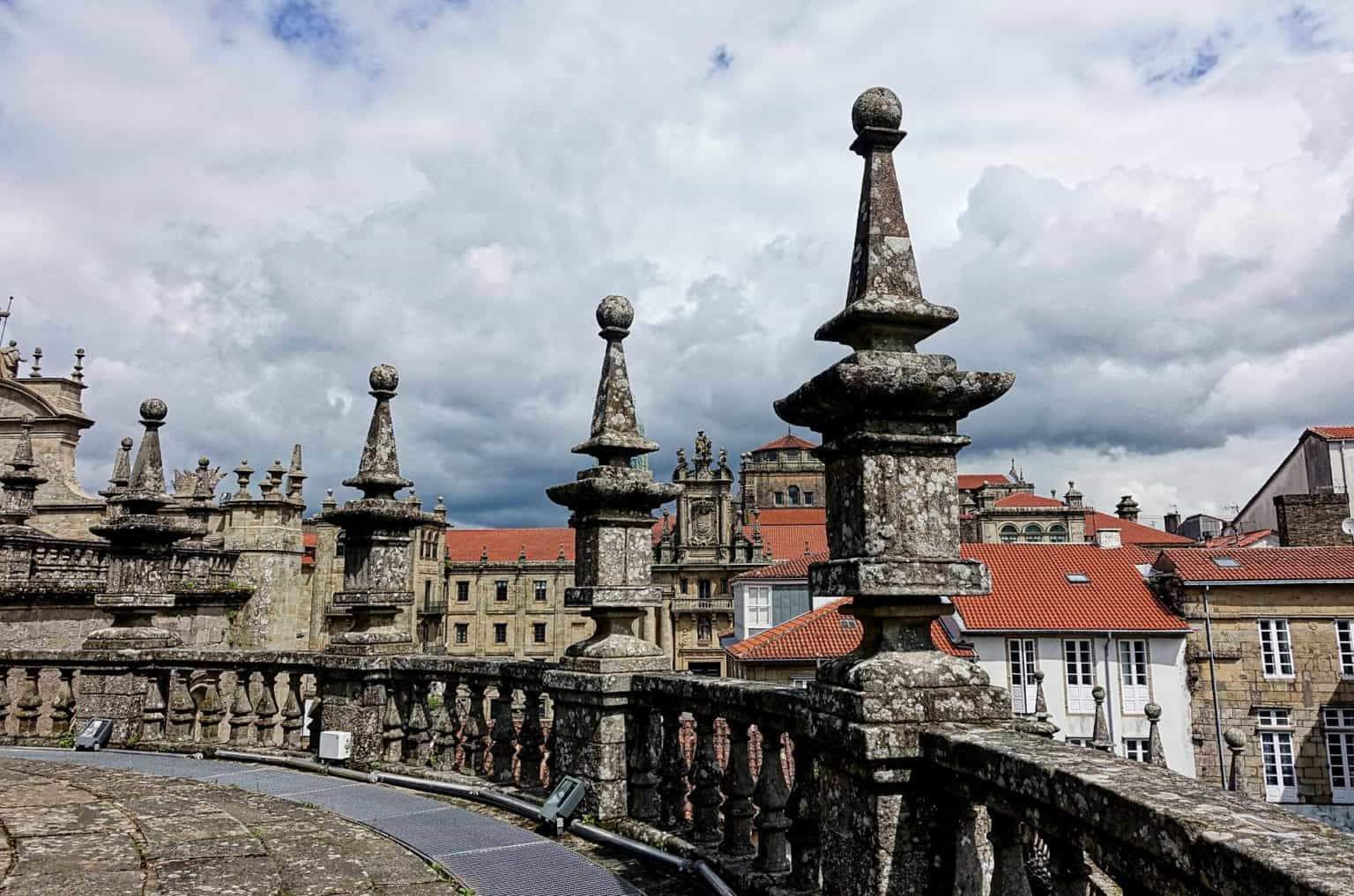 Walking tour in Santiago de Compostela