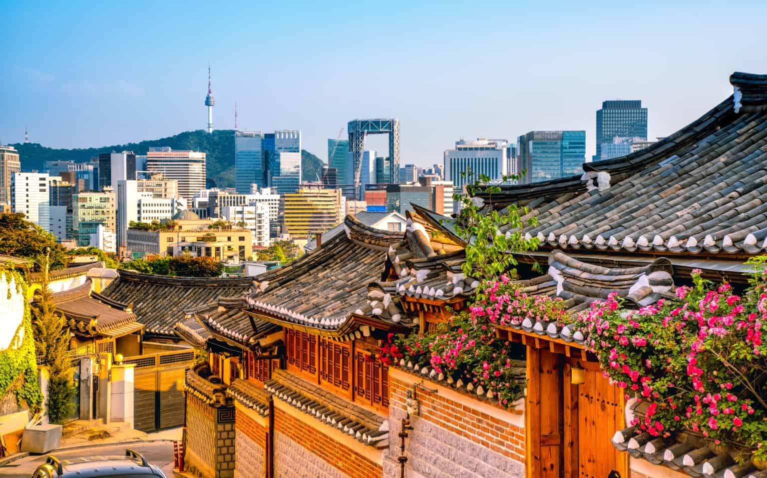 Walking Tour in Seongnam-si