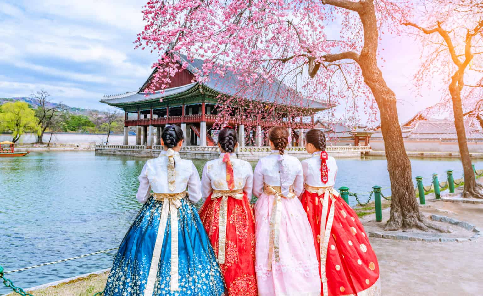 Walking Tour in Seoul
