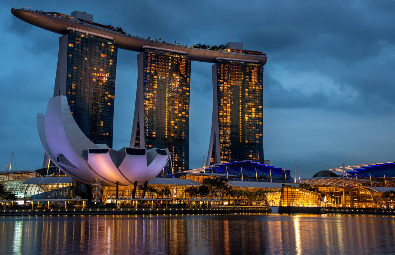 Walking Tour in Singapore
