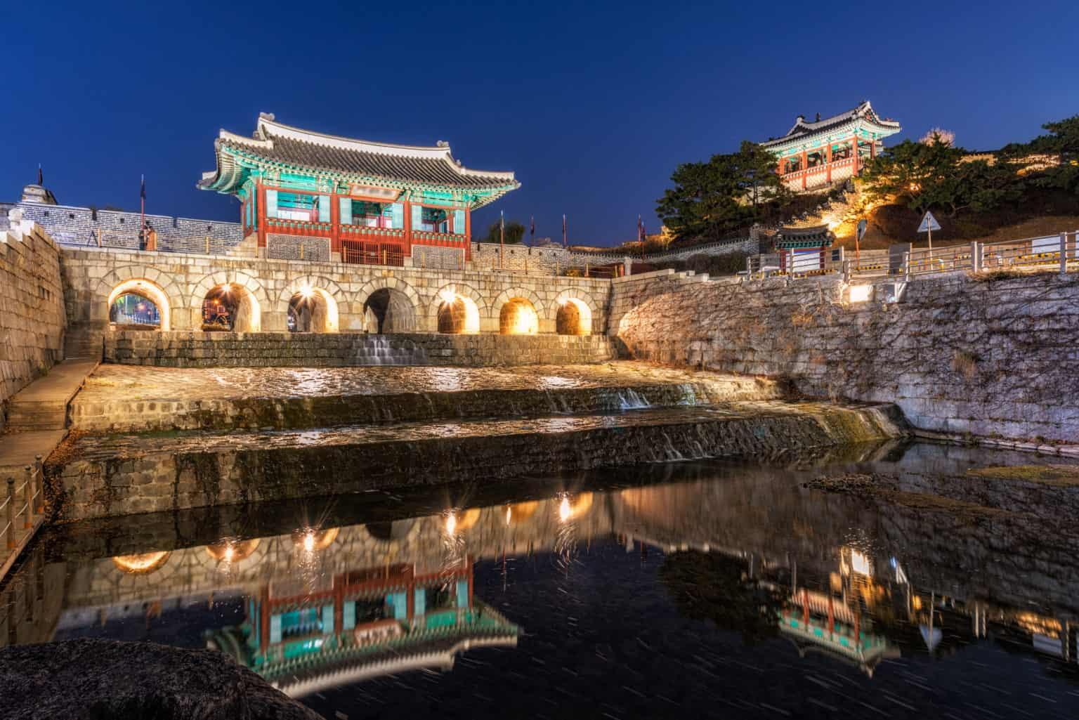 Walking Tour in Suwon