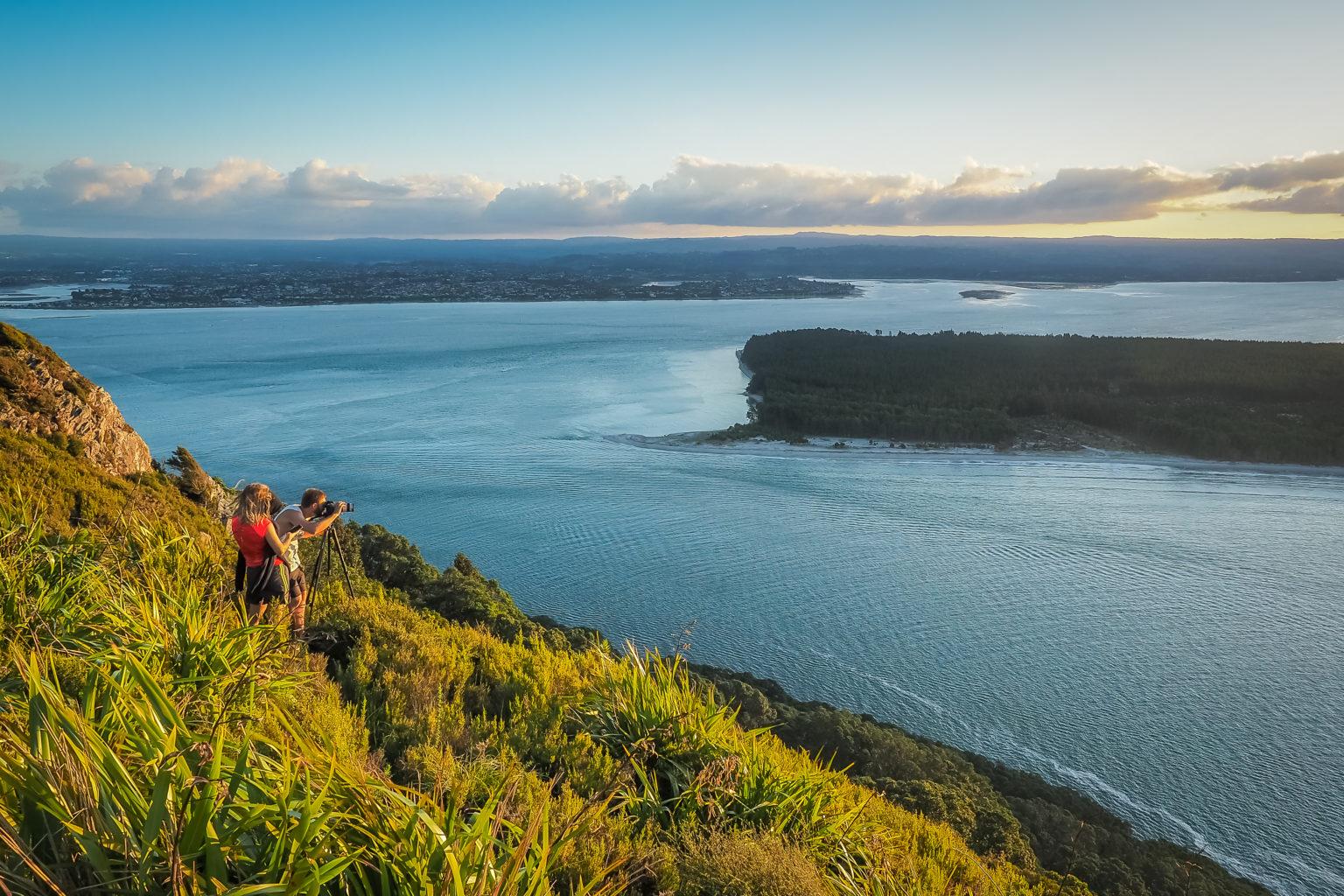 Walking tour in Tauranga